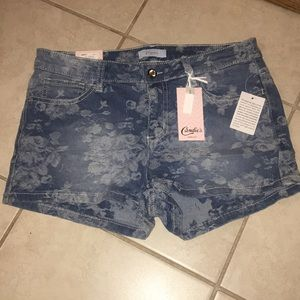 NEW CANDIE'S SHORTS